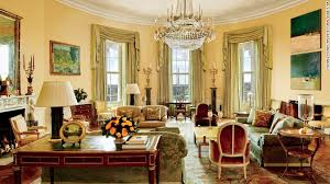 House Design Image Inside Look Inside The Obamas U0027 Private Living Quarters Cnn Style