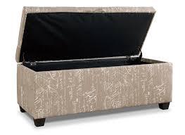 Microfiber Storage Ottoman Wyndenhall Essex Medium Rectangular Storage Ottoman Bench And