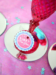 glam pink new year u0027s eve party u0026 free printables party ideas