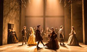 wolf hall opened on broadway april 9 at the winter garden theatre