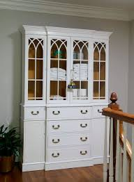 china cabinet organization ideas convert a china cabinet to a linen cabinet hometalk