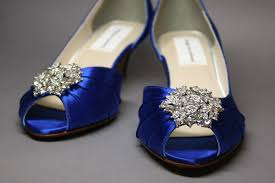 wedding shoes royal blue sale wedding shoes royal blue wedding heels blue by walkinonair