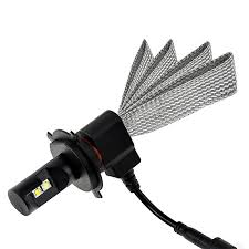 white led motorcycle light kit motorcycle led headlight conversion kit h4 led headlight bulb