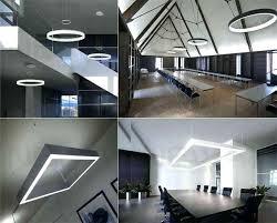 Drop Ceiling Light Panels Decorative Suspended Ceiling Light Panels Ring Large Led