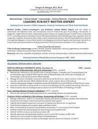 Resume Achievements Samples by Executive Resume Samples