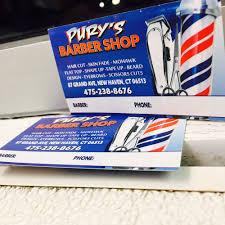pury u0027s barbershop barbers 87 grand ave new haven ct phone