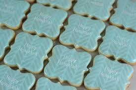elegant hanukkah cookies lil u0027 miss cakes