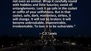 change quote cs lewis quote by c s lewis youtube