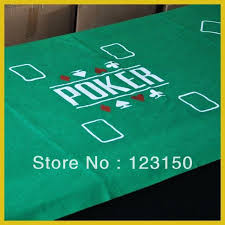 poker table felt fabric zb 006 non woven fabric texas holdem table cloth for 8 persons