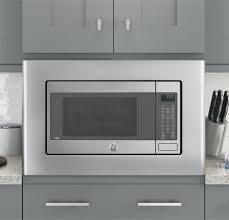 Ventless Microwave Ceb1599sjss Ge Cafe 1 5 Cu Ft Convection Microwave Oven