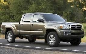 2006 toyota tacoma mpg used 2009 toyota tacoma cab mpg gas mileage data edmunds