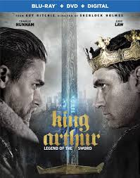 king arthur legend of the sword dvd release date august 8 2017