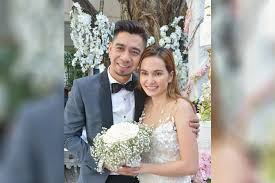 Wedding Pictures Not Seen On Tv Teddy Corpuz Celebrate Second