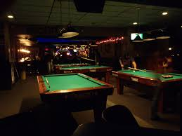 bars with pool tables near me pool table bar kuzzins bar interior pool table o trixeldesign co