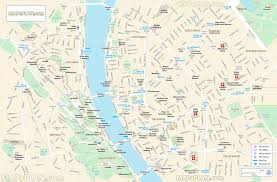 Washington Dc Monument Map by Maps Update 1200875 Budapest Tourist Map U2013 15 Toprated Tourist