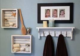 Bathroom White Shelves White Bathroom Shelf With Hooks My Web Value