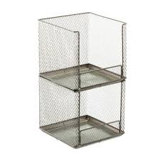 beech floating shelves wire mesh tote baskets storage basket from