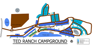 Michigan Campgrounds Map by Ted Ranch Campground 1 Photos Brooklyn Mi Roverpass