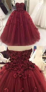 maroon quinceanera dresses best 25 quinceanera dresses ideas on gowns