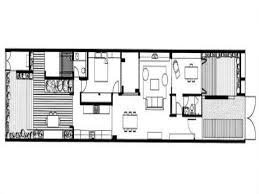 town home plans small minimalist house plans home deco plans