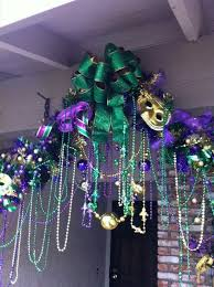 mardi gras door decorations garland mardi gras all events las vegas las vegas event planner
