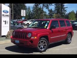 jeep patriot reviews 2009 2009 jeep patriot sport sunroof liftgate speakers 4x4 review