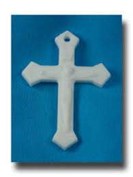 rosary crucifixes plastic mission rosary parts
