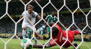 Pertandingan Nigeria vs Uruguay Piala Konfederasi