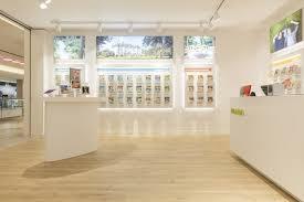 bongo retail stores by pergo plan id belgium retail design