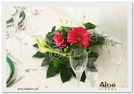 Decoration Florale Mariage Décoration Florale Pour Mariage Centre De Table Mariage Aloé