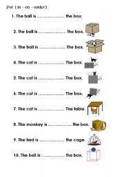 best 25 prepositions worksheets ideas on pinterest prepositions