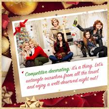 Bad Mothers A Bad Moms Christmas Official Site In Theaters November 1st