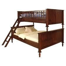 Hokku Designs Milton Twin Over Full Futon Bunk Bed  Reviews Wayfair - Full futon bunk bed