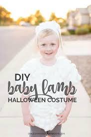 Lamb Halloween Costume Diy Baby Lamb Halloween Costume Spaceships Laser Beams