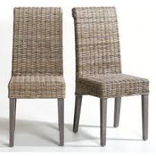 chaises en osier chaise en osier excellent chaise en osier ikea chaise osier ikea