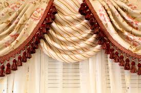 Curtains Valances And Swags Bedroom Patterns For Valances And Swags Gorgeous Debutante