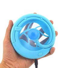 battery operated handheld fan 5v mini usb cooling fan home office electric slient micro usb and