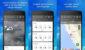 the best weather app for android 10 best weather apps for android in 2018 phandroid