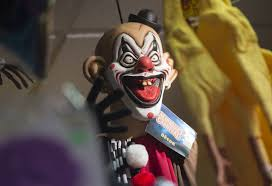 halloween city lynchburg va will creepy clown sightings affect trick or treating halloween