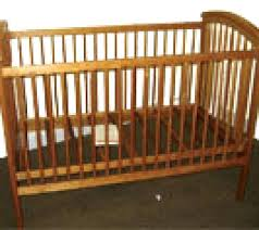 crib wooden