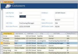 membuat form login dengan ms access 2007 create a split form access