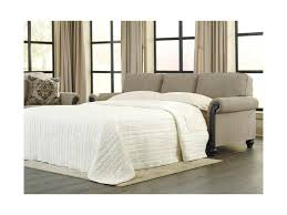Sofa Beds With Memory Foam Mattress by Signature Design By Ashley Blackwood Transtional Queen Sofa