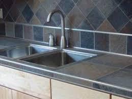 Tile For Kitchen Countertops Design Options Tile Countertops In Kitchen U2014 Smith Design