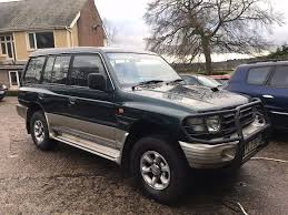 mitsubishi pajero 2000 2000 mitsubishi shogun pajero 2 8 lwb manual 7 seater trade in