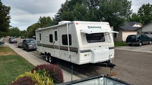 fleetwood savanna rvs for sale