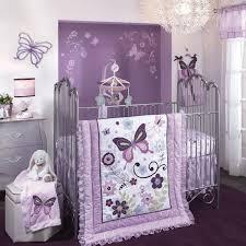 Purple Nursery Decor Purple Baby Room Ideas Nursery Ideas Baby Nursery Baby