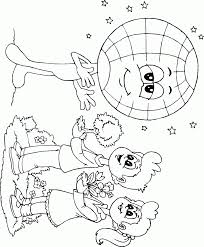 eco friendly coloring pages