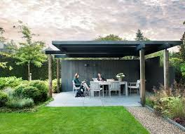wohnideen minimalistischem pergola overkapping tuin exclusieve tuin www hendrikshoveniers nl
