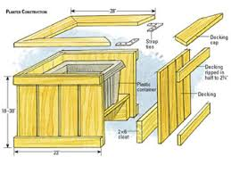 34 planter box bench plans free 1000 images about planter bench
