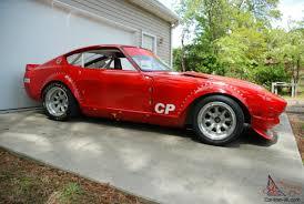 nissan datsun 1978 datsun 280z race car